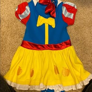 Baby Disney Snow White outfit